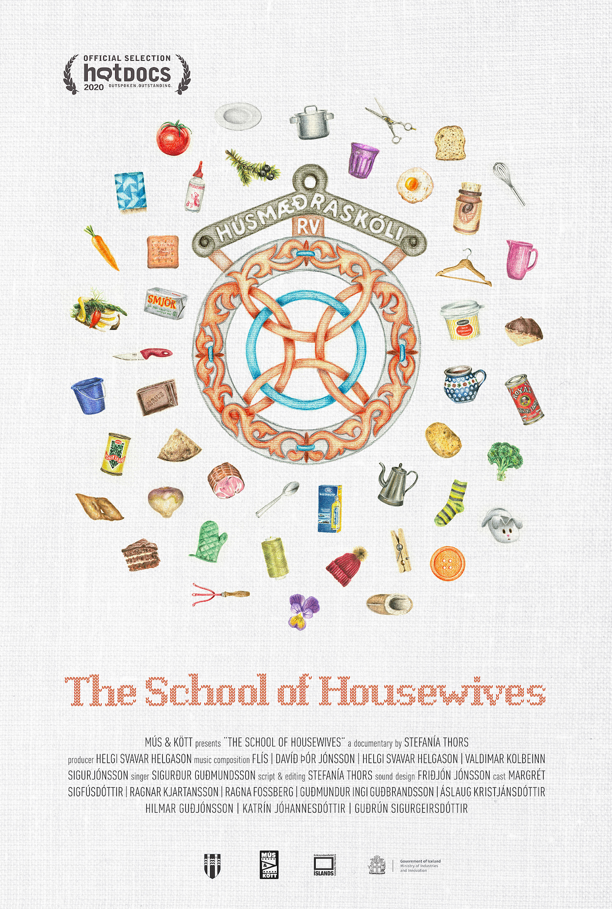 The School of Housewives
