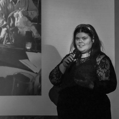 Lovísa Lára Halldórsdóttir