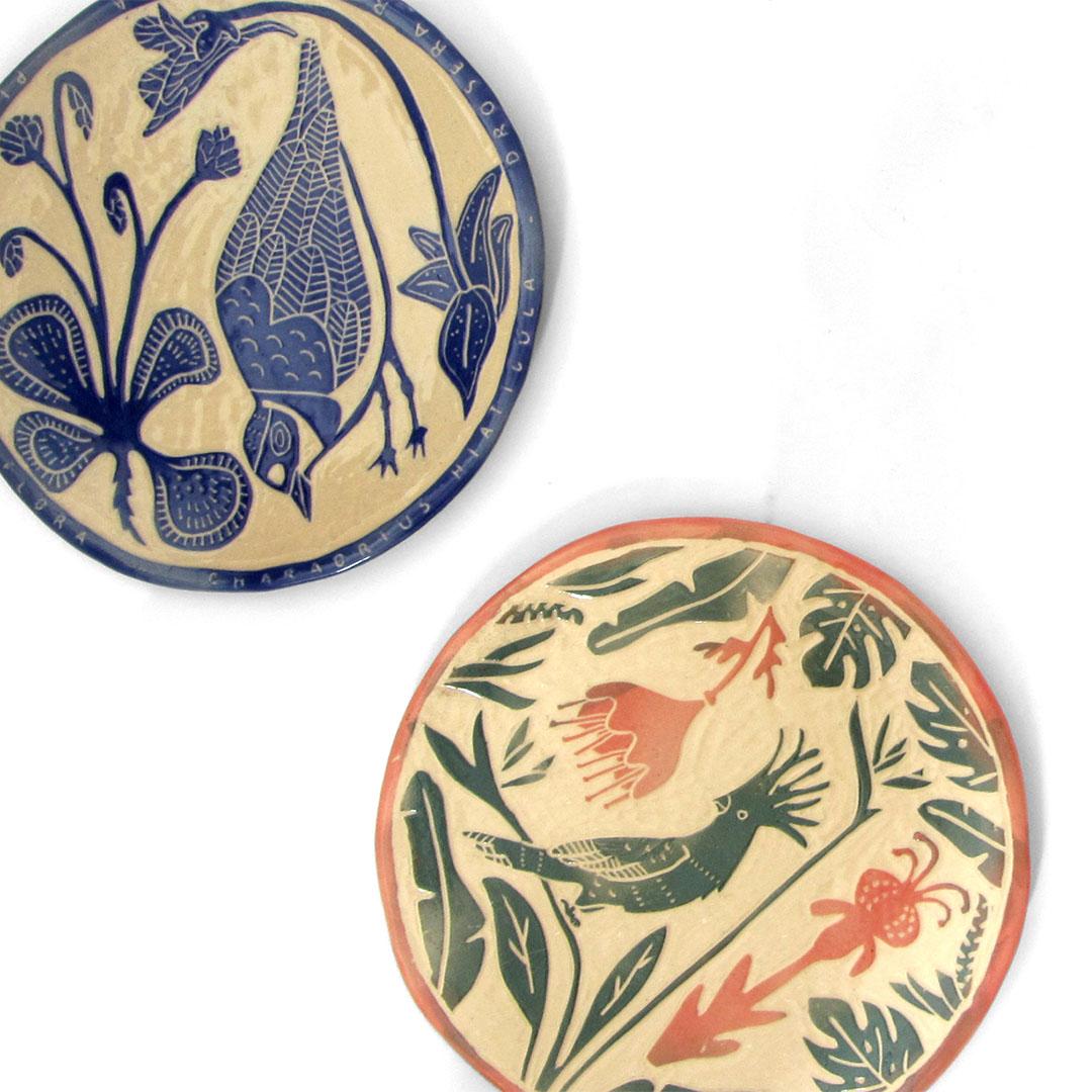 Illustrated Ceramics