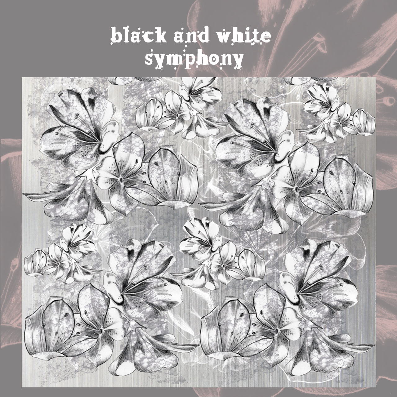 Black and White Symphony